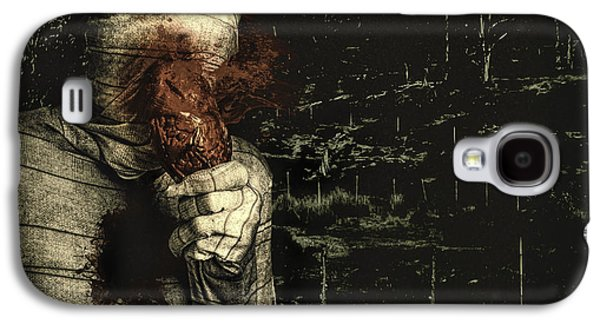 Dead Hearts, Black Souls Galaxy S4 Case by Jorgo Photography - Wall Art Gallery