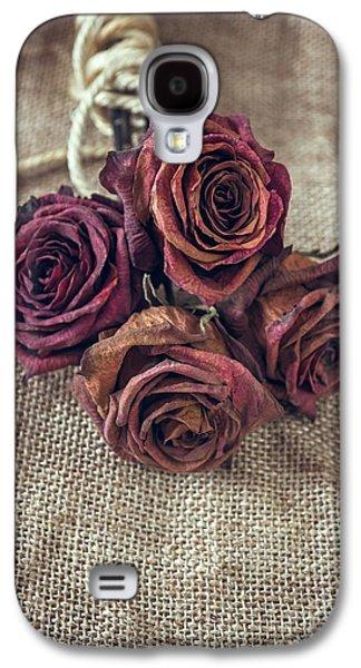 Dead Roses Galaxy S4 Case