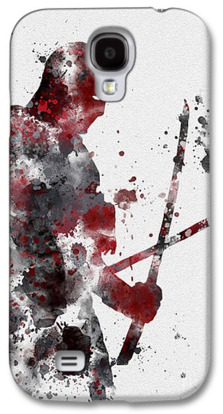 Deadpool Galaxy S4 Case