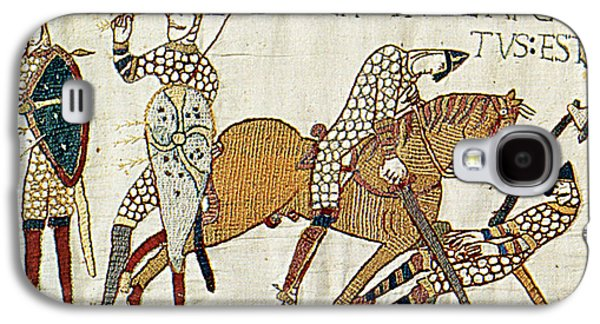 Death Of Harold, Bayeux Tapestry Galaxy S4 Case
