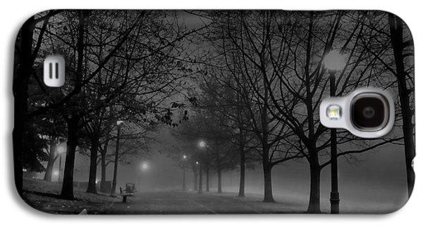 December Morning In Riverfront Park - Spokane Washington Galaxy S4 Case by Daniel Hagerman