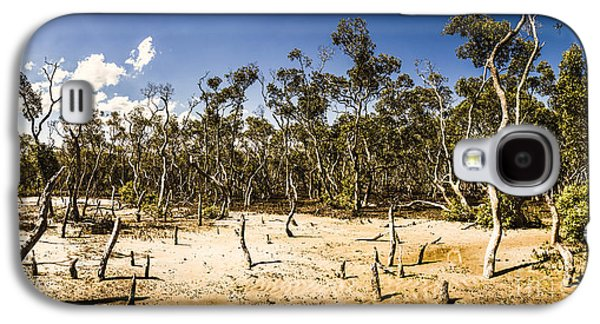 Deception Bay Conservation Park Galaxy S4 Case by Jorgo Photography - Wall Art Gallery
