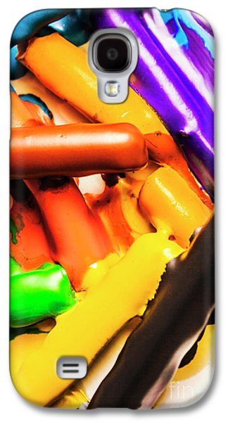 Deconstructing The Colour Wheel Galaxy S4 Case by Jorgo Photography - Wall Art Gallery