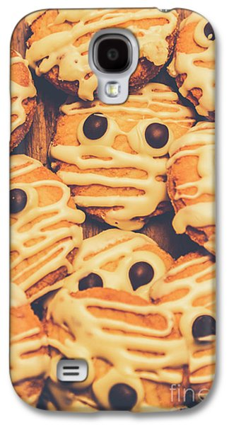 Decorated Shortbread Mummy Cookies Galaxy S4 Case