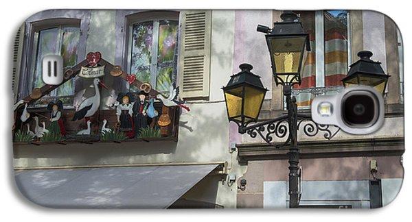 Decoration Of Window In Colmar Galaxy S4 Case by Yefim Bam