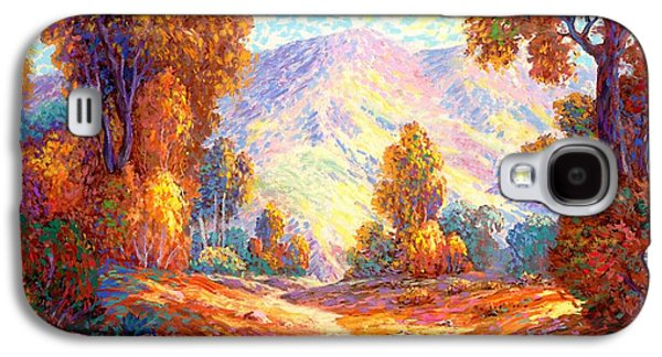 Radiant Peace, Colors Of Fall Galaxy S4 Case