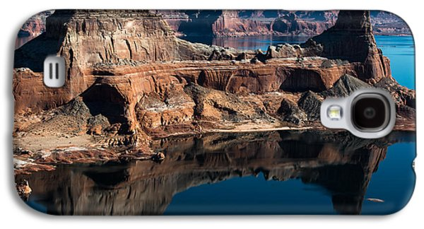 Deep Reflections In Lake Powell Galaxy S4 Case