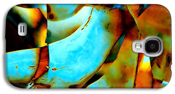Deep-sea Corals - Abstract Galaxy S4 Case by Stacey Chiew