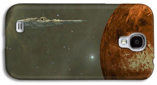 Deep Space Galaxy S4 Case