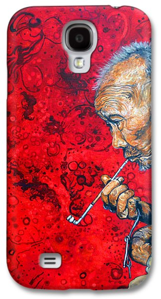Deep Thoughts Galaxy S4 Case