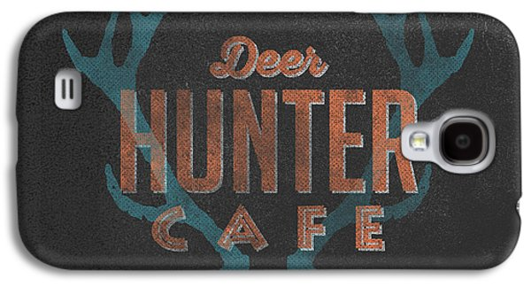 Deer Hunter Cafe Galaxy S4 Case