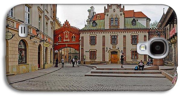 Defensive Walls By Pijarska Street Galaxy S4 Case