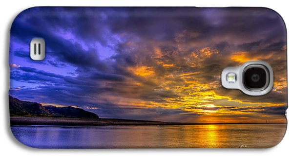 Deganwy Sunset Galaxy S4 Case