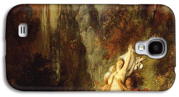 Dejanira  Autumn Galaxy S4 Case by Gustave Moreau