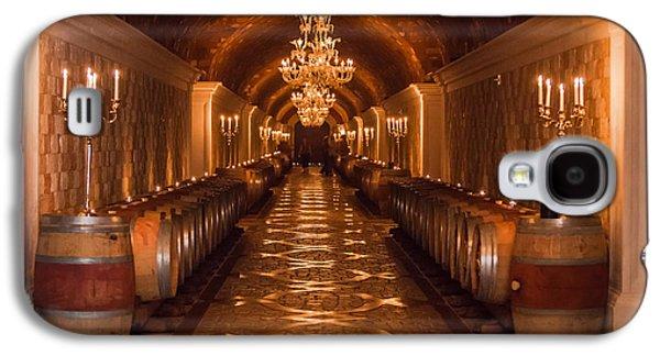 Del Dotto Wine Cellar Galaxy S4 Case by Scott Campbell