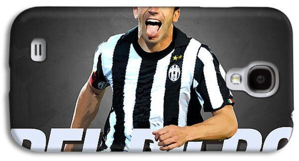 Del Piero Galaxy S4 Case