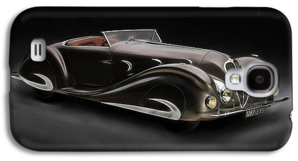 Delahaye 1930's Art In Motion Galaxy S4 Case