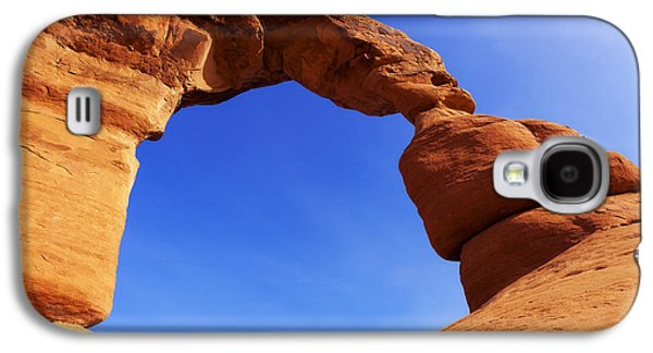 Delicate Arch Galaxy S4 Case by Chad Dutson