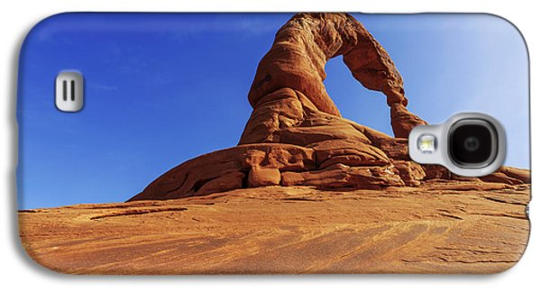 Desert Galaxy S4 Case - Delicate Perspective by Chad Dutson