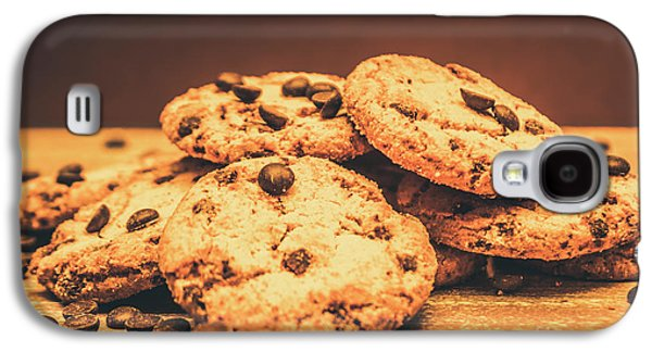Delicious Sweet Baked Biscuits  Galaxy S4 Case by Jorgo Photography - Wall Art Gallery