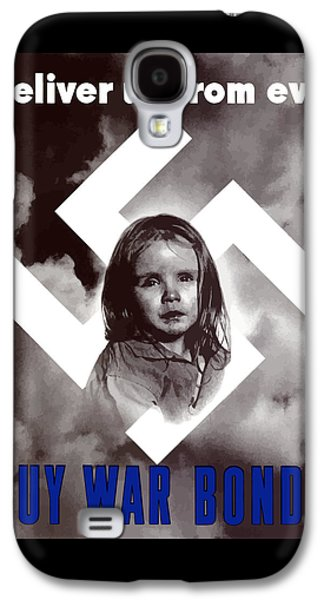 Deliver Us From Evil Galaxy S4 Case by War Is Hell Store