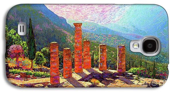 Delphi Magic Galaxy S4 Case by Jane Small