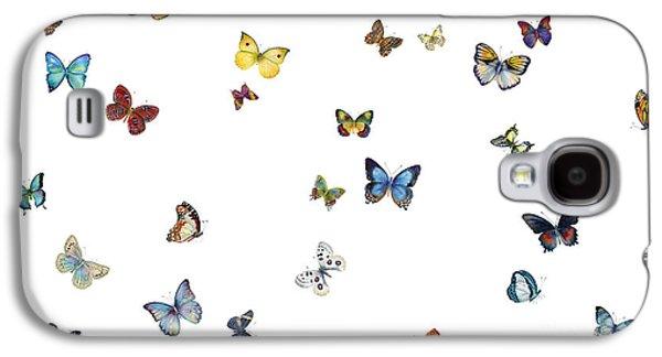 Delphine Galaxy S4 Case by Amy Kirkpatrick