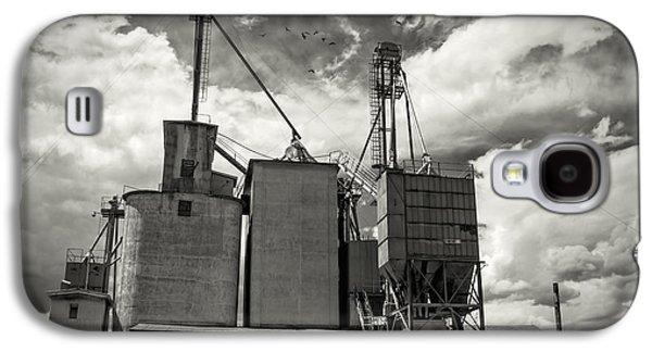 Delta Colorado Grain Elevator Galaxy S4 Case