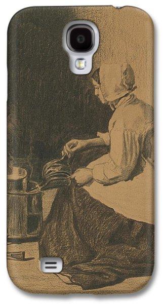 Demoiselle  Galaxy S4 Case