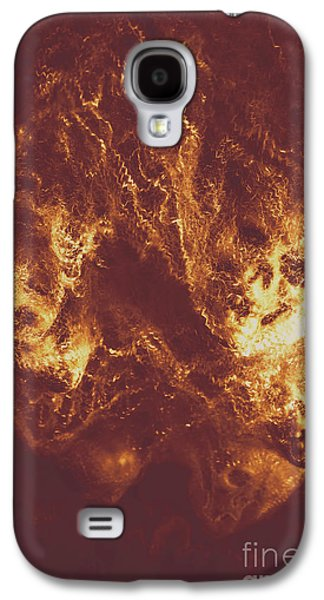 Demon Hellish Nightmare Galaxy S4 Case by Jorgo Photography - Wall Art Gallery