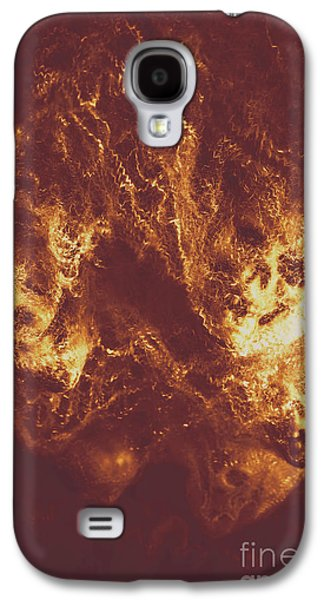 Demon Hellish Nightmare Galaxy S4 Case