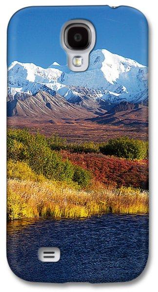 Denali Autumn Galaxy S4 Case by Ed Boudreau