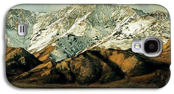Denali Road 8 Galaxy S4 Case by Marty Koch