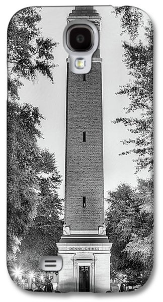 Denny Chimes Black And White Galaxy S4 Case by JC Findley