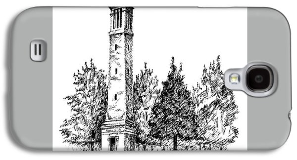 Denny Chimes Galaxy S4 Case by Jim Stovall