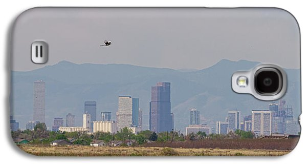 Denver Colorado Pretty Bird Fly By Galaxy S4 Case by James BO Insogna