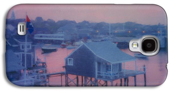 Departing Nantucket Galaxy S4 Case by Bill McEntee