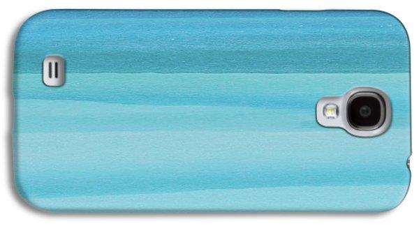 Minimalist Galaxy S4 Case - Depth Perception by Az Jackson