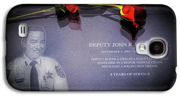 Deputy Kotfila Galaxy S4 Case