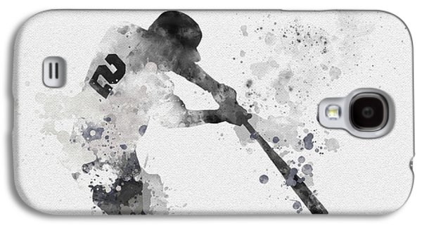 Derek Jeter Galaxy S4 Case
