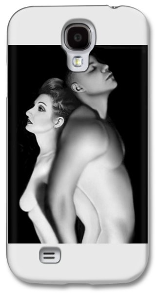 Desdemona And Othello - Engaged And Entwined Galaxy S4 Case