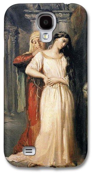 Desdemona Retiring To Her Bed Galaxy S4 Case