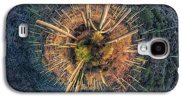 Desert Big Bang Galaxy S4 Case