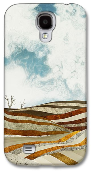 Landscapes Galaxy S4 Case - Desert Calm by Spacefrog Designs