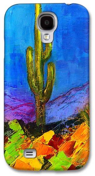 Desert Giant Galaxy S4 Case
