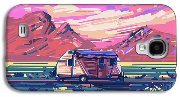 Desert Landscape Galaxy S4 Case