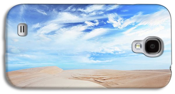 Desert Galaxy S4 Case by MotHaiBaPhoto Prints