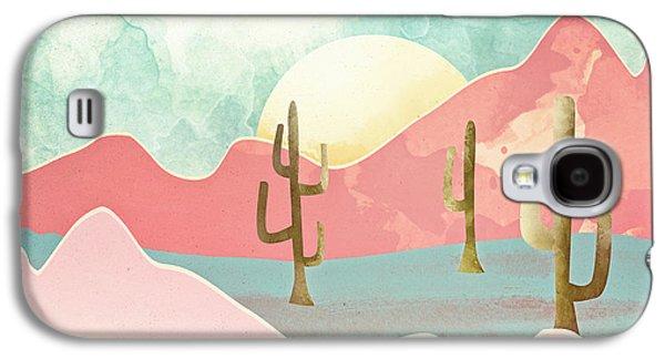 Desert Mountains Galaxy S4 Case