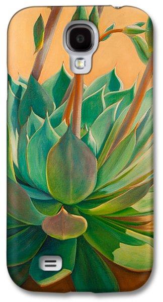 Desert Galaxy S4 Case - Desert Rainbow by Athena Mantle