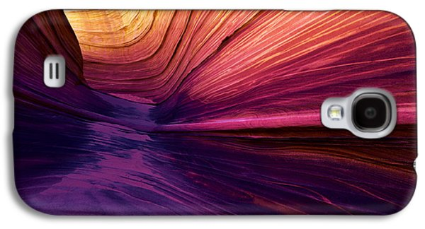 Desert Rainbow Galaxy S4 Case by Chad Dutson